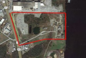 Commercial Real Estate Wilmington  NC - Industrial Land
