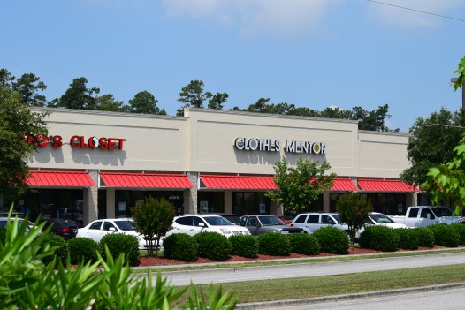 commercial real estate wilmington nc - New Center Shopping Center