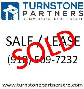 Commercial Real Estate Wilmington NC - Sign