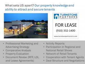 Commercial Real Estate Wilmington NC - Tenant Leasing